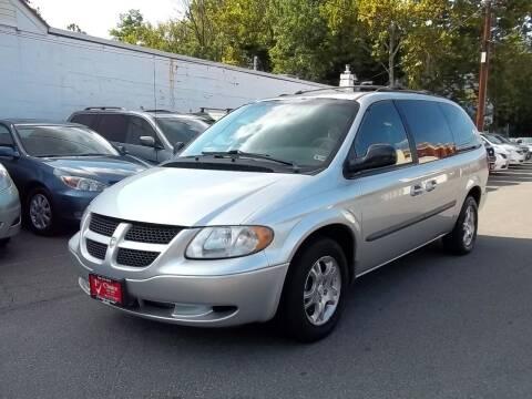 2002 Dodge Grand Caravan for sale at 1st Choice Auto Sales in Fairfax VA