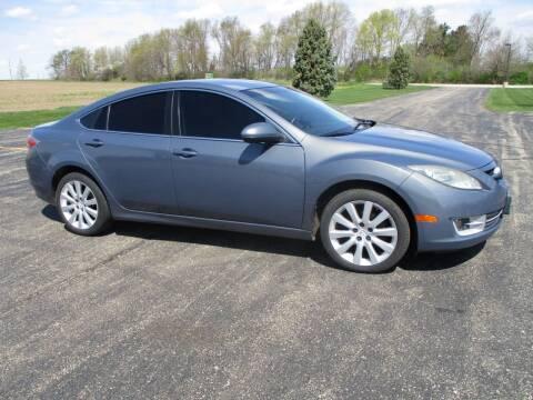 2010 Mazda MAZDA6 for sale at Crossroads Used Cars Inc. in Tremont IL