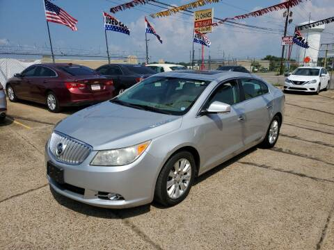 2012 Buick LaCrosse for sale at 2nd Chance Auto Sales in Montgomery AL
