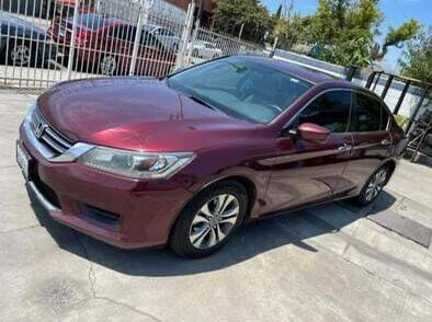 2014 Honda Accord for sale at Olympic Motors in Los Angeles CA