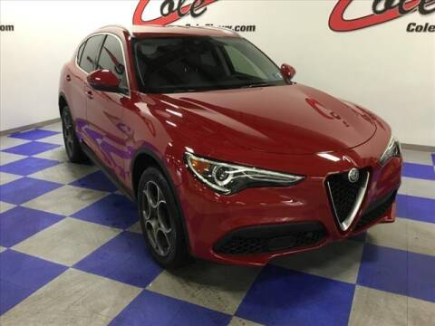 2018 Alfa Romeo Stelvio for sale at Cole Chevy Pre-Owned in Bluefield WV
