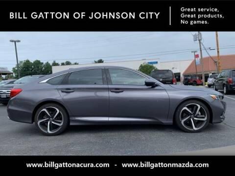 2018 Honda Accord for sale at Bill Gatton Used Cars - BILL GATTON ACURA MAZDA in Johnson City TN