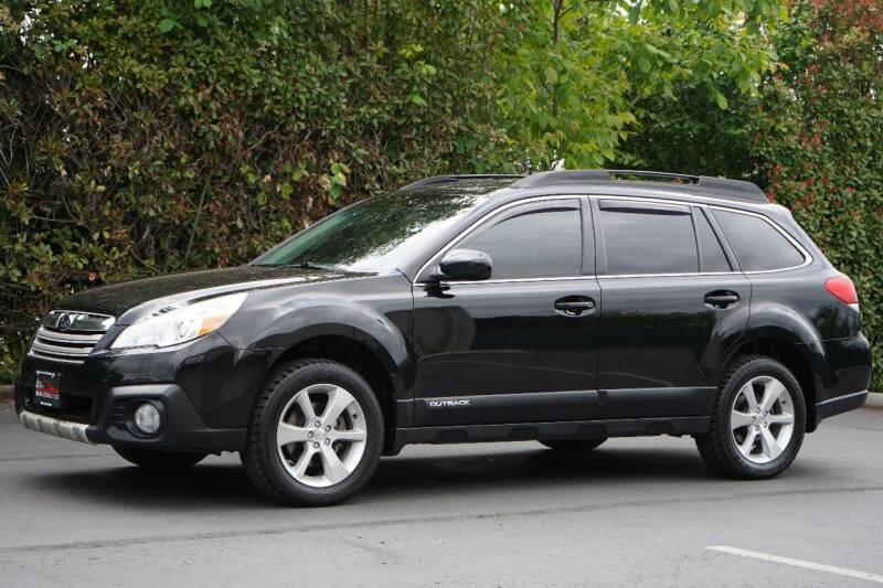 2014 Subaru Outback for sale at Beaverton Auto Wholesale LLC in Hillsboro OR