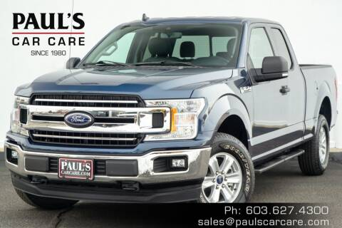 2019 Ford F-150 for sale at Paul's Car Care in Manchester NH