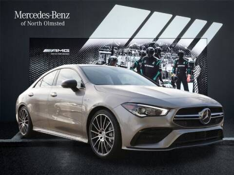2020 Mercedes-Benz CLA for sale at Mercedes-Benz of North Olmsted in North Olmstead OH
