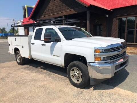 2017 Chevrolet Silverado 2500HD for sale at Vehicle Network - Dick Kelly Truck Sales in Winston Salem NC