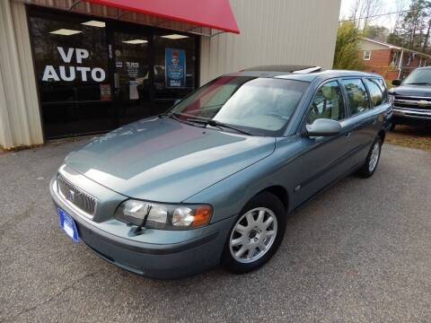 2002 Volvo V70 for sale at VP Auto in Greenville SC