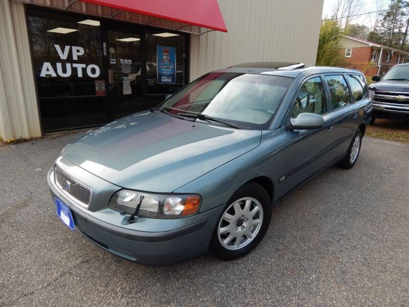 2002 Volvo V70 for sale at VP Auto in Greenville SC