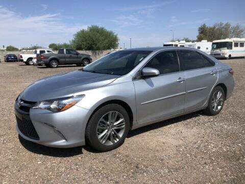 2015 Toyota Camry for sale at AUTO HOUSE PHOENIX in Peoria AZ