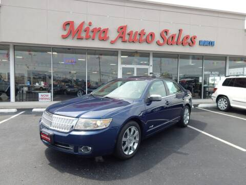 2007 Lincoln MKZ for sale at Mira Auto Sales in Dayton OH