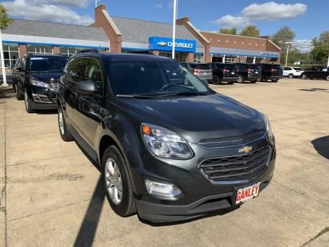 2017 Chevrolet Equinox for sale at Ganley Chevy of Aurora in Aurora OH