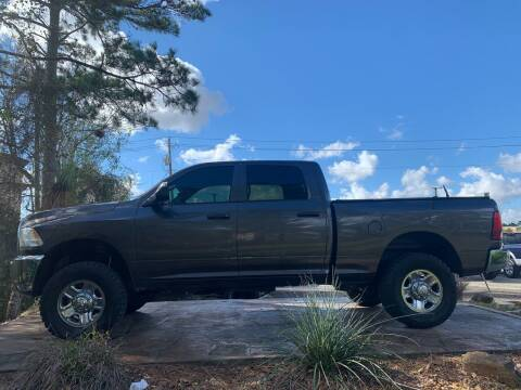 2016 RAM Ram Pickup 2500 for sale at Texas Truck Sales in Dickinson TX