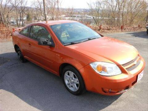 2005 Chevrolet Cobalt for sale at CASTLE AUTO AUCTION INC. in Scranton PA