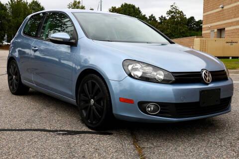 2012 Volkswagen Golf for sale at Prime Auto Sales LLC in Virginia Beach VA