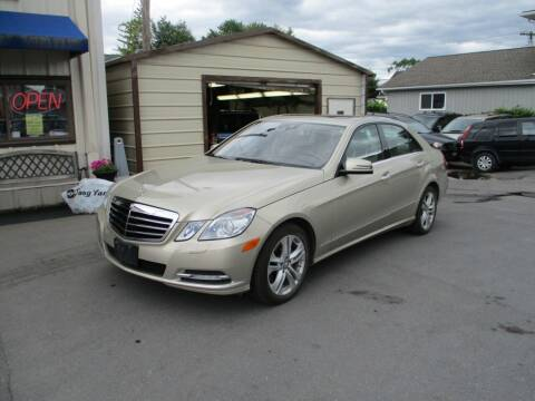 2011 Mercedes-Benz E-Class for sale at TRI-STAR AUTO SALES in Kingston NY
