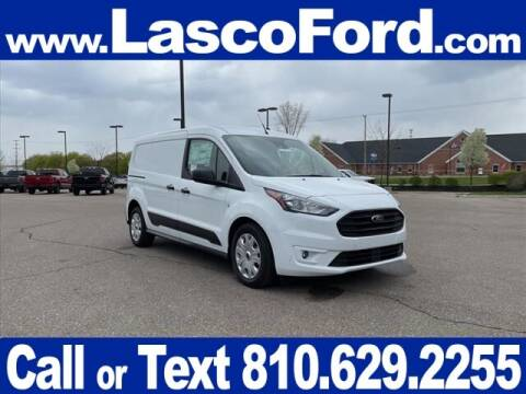 2021 Ford Transit Connect Cargo for sale at LASCO FORD in Fenton MI