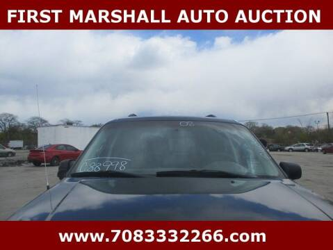 2002 Ford Explorer for sale at First Marshall Auto Auction in Harvey IL