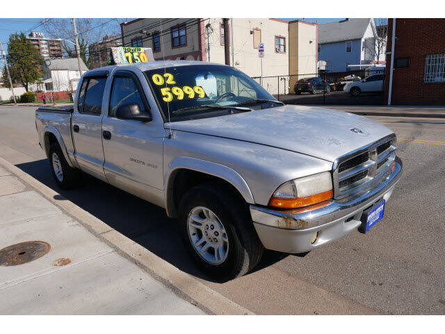 2002 Dodge Dakota for sale at MICHAEL ANTHONY AUTO SALES in Plainfield NJ