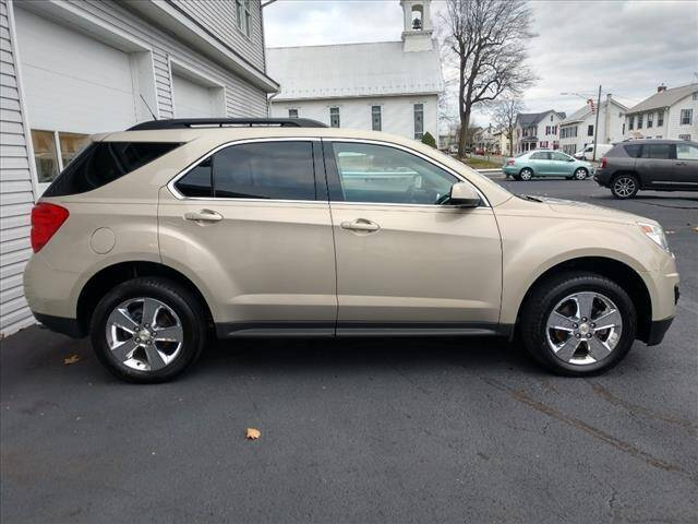 2012 Chevrolet Equinox for sale at VILLAGE SERVICE CENTER in Penns Creek PA