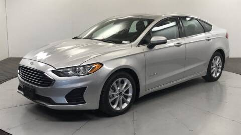 2019 Ford Fusion Hybrid for sale at Stephen Wade Pre-Owned Supercenter in Saint George UT