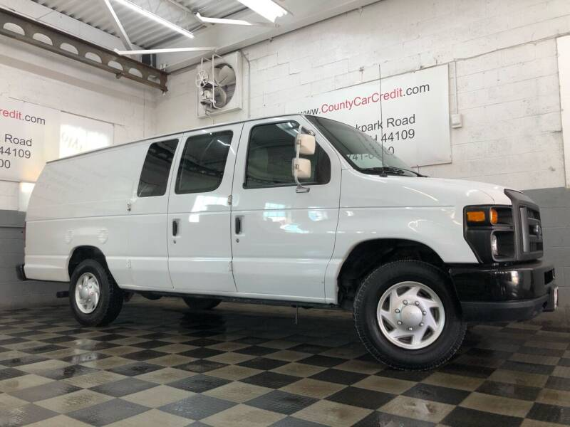 2011 Ford E-Series Cargo for sale at County Car Credit in Cleveland OH