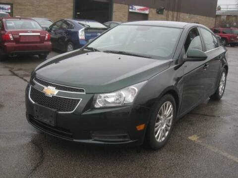 2014 Chevrolet Cruze for sale at ELITE AUTOMOTIVE in Euclid OH