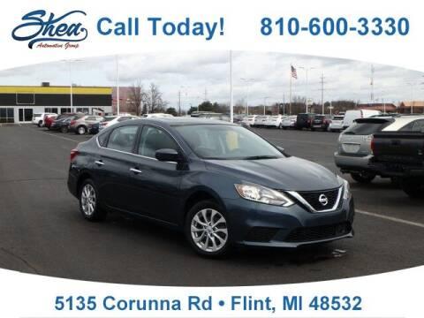2018 Nissan Sentra for sale at Jamie Sells Cars 810 - Linden Location in Flint MI