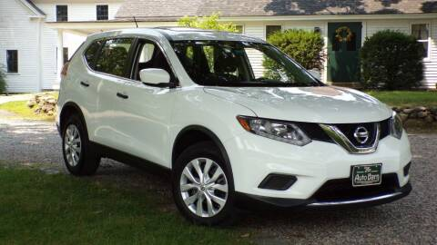 2016 Nissan Rogue for sale at The Auto Barn in Berwick ME