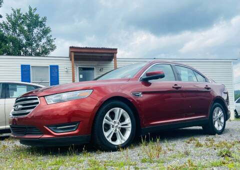 2014 Ford Taurus for sale at Bailey's Pre-Owned Autos in Anmoore WV