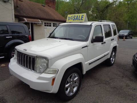 2008 Jeep Liberty for sale at MR DS AUTOMOBILES INC in Staten Island NY