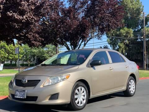2009 Toyota Corolla for sale at AutoAffari LLC in Sacramento CA
