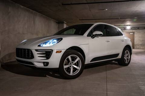 2017 Porsche Macan for sale at Halo Motors in Bellevue WA