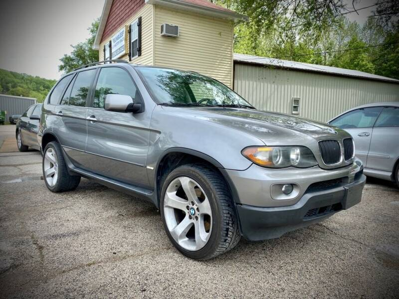 2005 BMW X5 for sale at Unique LA Motor Sales LLC in Byrnes Mill MO