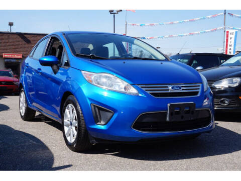 2011 Ford Fiesta for sale at Sunrise Used Cars INC in Lindenhurst NY