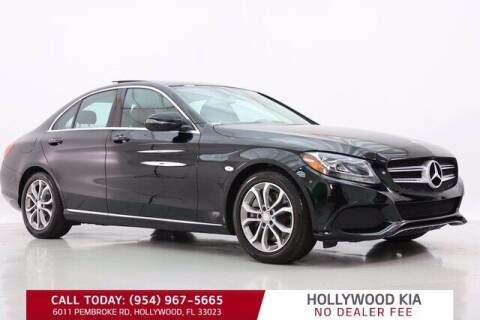 2017 Mercedes-Benz C-Class for sale at JumboAutoGroup.com in Hollywood FL