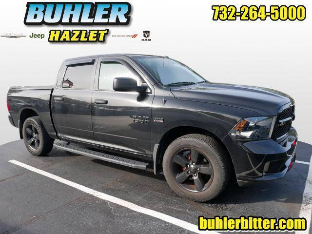 2017 RAM Ram Pickup 1500 4x4 Express 4dr Crew Cab 5.5 ft. SB Pickup - Hazlet NJ