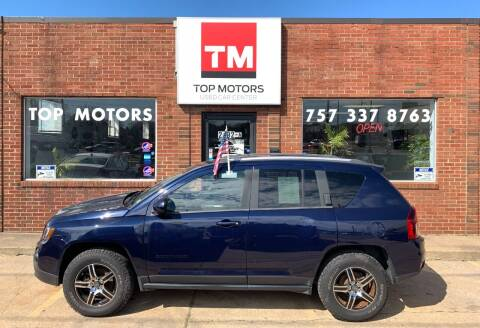 2015 Jeep Compass for sale at Top Motors LLC in Portsmouth VA