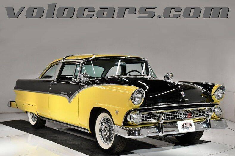 1955 Ford Crown Victoria for sale in Volo, IL