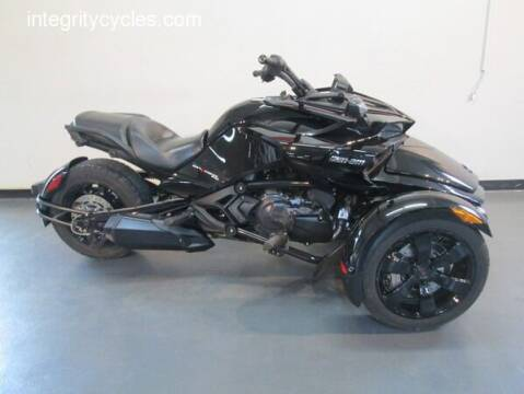 2018 Can-Am SPYDER F3 SE6 for sale at INTEGRITY CYCLES LLC in Columbus OH
