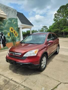 2008 Honda CR-V for sale at MOTORSPORTS IMPORTS in Houston TX