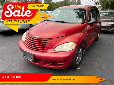 2001 Chrysler PT Cruiser for sale at A & R Used Cars in Clayton NJ