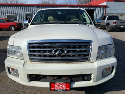 2008 Infiniti QX56 for sale at Autoplex 2 in Milwaukee WI