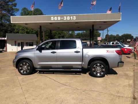 2012 Toyota Tundra for sale at BOB SMITH AUTO SALES in Mineola TX