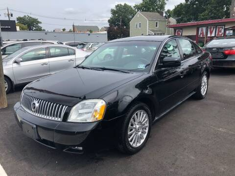 2006 Mercury Montego for sale at BIG C MOTORS in Linden NJ