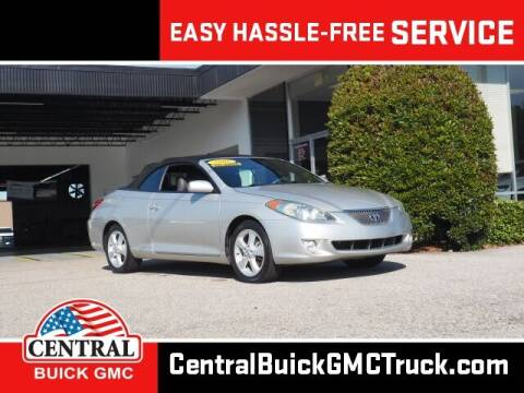 2006 Toyota Camry Solara for sale at Central Buick GMC in Winter Haven FL