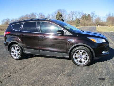 2013 Ford Escape for sale at Crossroads Used Cars Inc. in Tremont IL