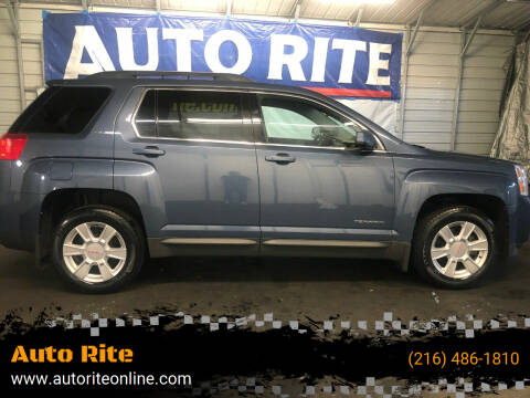 2012 GMC Terrain for sale at Auto Rite in Cleveland OH