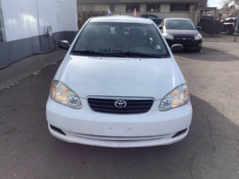 2008 Toyota Corolla for sale at GPS Motors in Denver CO