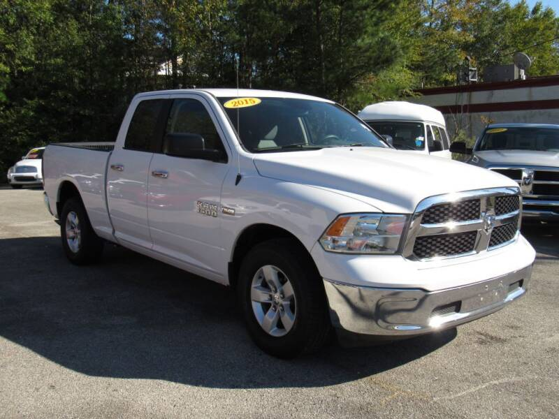 2015 RAM Ram Pickup 1500 for sale at Discount Auto Sales in Pell City AL