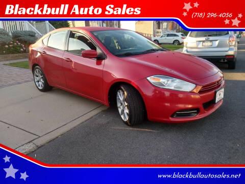 2013 Dodge Dart for sale at Blackbull Auto Sales in Ozone Park NY